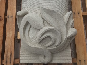 Carved Elements, Replicated by Old World Stone Carvers